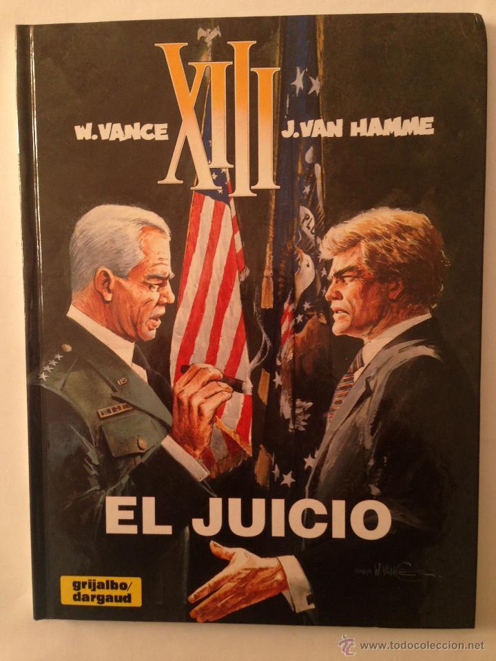 EL JUICIO (Tebeos y Comics - Grijalbo - XIII)