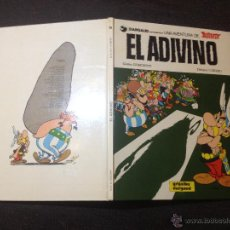 Cómics: ASTERIX EL ADIVINO Nº 19 - GRIJALBO DARGAUD 1985 - BUEN ESTADO - REPASADO SIN SORPRESAS. Lote 53855210