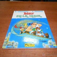 Cómics: ASTÉRIX EN LA INDIA, GRIJALBO, EDICIONES JUNIOR TAPA DURA 1987. Lote 131349674