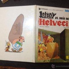 Cómics: ASTERIX AL PAIS DELS HELVECIS - GRIJALBO DARGAUD 1984 - PERFECTO - SIN SORPRESAS - EN CATALÁN . Lote 53937478
