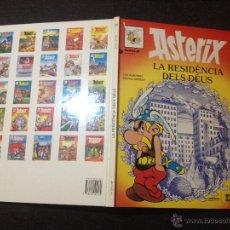 Cómics: ASTERIX RESIDENCIA DEL DEUS - Nº 17 - GRIJALBO DARGAUD 1993 - PERFECTO - SIN SORPRESAS - EN CATALÁN . Lote 53937665