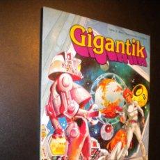 Cómics: GIGANTIK / LA GRAN AMENAZA / V. MORA Y J CARDONA. Lote 54034068