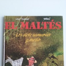 Fumetti: COMIC/EL MALTES/LOS SIETE SAMURAIS Y MEDIO.Nº2.. Lote 54141888