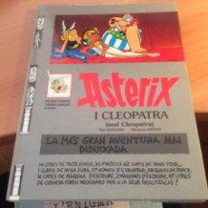 Cómics: ASTERIX I CLEOPATRA (BILINGUE INGLES CATALAN) TAPA DURA (C0). Lote 54150208