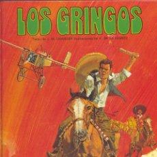 Cómics: LOS GRINGOS Nº1. EDICIONES JUNIOR, 1980. DE CHARLIER Y VÍCTOR DE LA FUENTE. ¡UN CLÁSICO!. Lote 54163059
