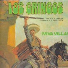 Cómics: LOS GRINGOS Nº2. EDICIONES JUNIOR, 1981. DE CHARLIER Y VÍCTOR DE LA FUENTE. ¡UN CLÁSICO!. Lote 54163103