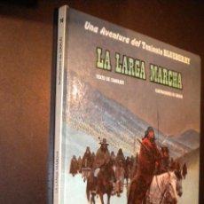 Cómics: EL TENIENTE BLUEBERRY / 16 / LA LARGA MARCHA. Lote 54241128