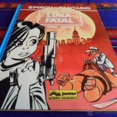 Cómics: SPIROU Y FANTASIO Nº 43 LUNA FATAL. GRIJALBO 1996. MUY BUEN ESTADO Y DIFÍCIL!!!!. Lote 54265663