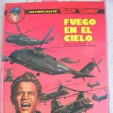 Cómics: LAS AVENTURAS DE BUCK DANNY Nº 43: FUEGO EN EL CIELO. Lote 54292765
