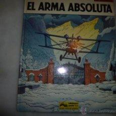Cómics: J.MARTIN, G.CHAILLET, LEFRANC, ED- JUNIOR. EL ARMA ABSOLUTA, Nº 8. Lote 54356484