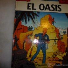 Cómics: LEFRANC Nº 7, EL OASIS. AUTOR, JACQUES MARTIN Y CHAILLET. EDICIONES JUNIOR- GRIJALBO, AÑO 1987. Lote 54356532