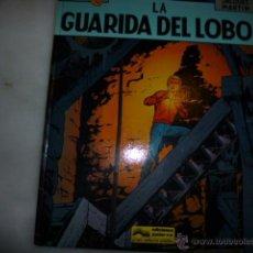 Cómics: LEFRANC Nº 4, LA GUARIDA DEL LOBO. AUTOR, JACQUES MARTIN. EDICIONES JUNIOR- GRIJALBO, AÑO 1986.. Lote 54356692