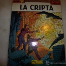 Cómics: LA CRIPTA - LEFRANC Nº 9 - COMIC DE J. MARTIN & G. CHAILLET - GRIJALBO 1988. Lote 54356761