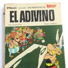 Cómics: EL ADIVINO ASTERIX. Lote 54380307