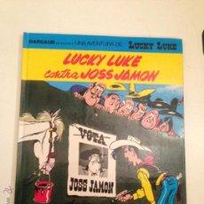 Cómics: LUCKY LUKE Nº 46. CONTRA JOSS JAMON. CARTONE EN CATALAN. GRIJALBO DARGAUD 1991.. Lote 54396802