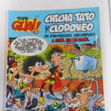 Cómics: TOPE GUAI! Nº 18. CHICHA, TATO Y CLODOVEO. TDKC11. Lote 54474603