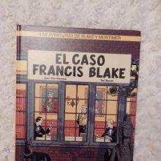 Cómics: LAS AVENTURAS DE BLAKE Y MORTIMER - EL CASO DE FRANCIS BLAKE. Lote 54500070