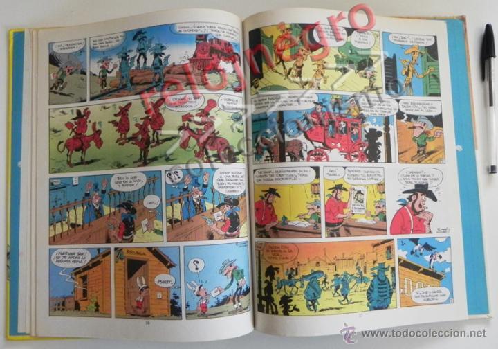Cómics: DALTON CITY - CÓMIC AVENTURA DE LUCKY LUKE - ED GRIJALBO AÑOS 80 - TAPA DURA COLOR - HUMOR DEL OESTE - Foto 3 - 54513534