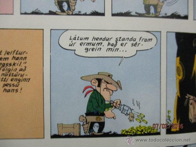 Cómics: eldri doldonar - Lukku Láki - (en Islandés) - Foto 4 - 54689834