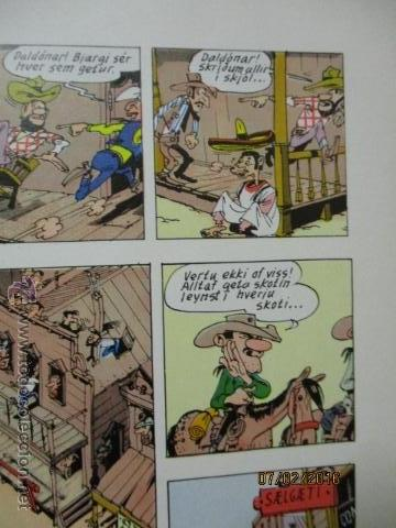 Cómics: eldri doldonar - Lukku Láki - (en Islandés) - Foto 7 - 54689834