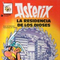 Cómics: DARGAUD PRESENTA. ASTERIX. LA RESIDENCIA DE LOS DIOSES. Nº 17. GRIJALBO. Lote 54782279