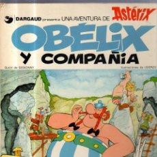 Cómics: DARGAUD PRESENTA. ASTERIX. OBELIX Y COMPAÑIA. EDICIONES JUNIOR. GRIJALBO.. Lote 54782427