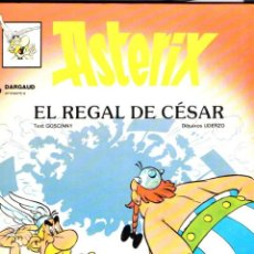 Cómics: ASTÉRIX EL REGAL DE CÉSAR (GRIJABO DARGAUD, 1987) CATALÁN. Lote 54798046