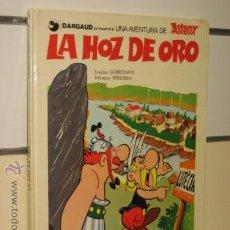 Cómics: ASTERIX Nº 3 LA HOZ DE ORO - GRIJALBO AÑO 1980. Lote 54810107