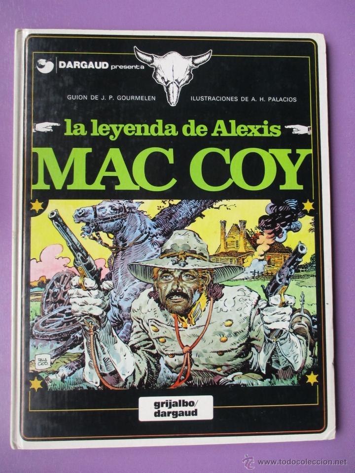 Cómics: MAC COY COLECCIÓN COMPLETA 21 TOMOS, ANTONIO HERNANDEZ PALACIOS, MUY BUEN ESTADO VER FOTOS - Foto 3 - 54884421