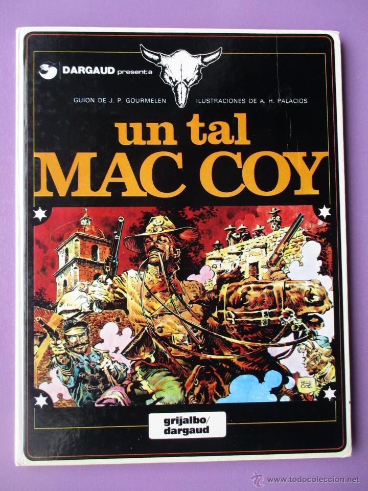 Cómics: MAC COY COLECCIÓN COMPLETA 21 TOMOS, ANTONIO HERNANDEZ PALACIOS, MUY BUEN ESTADO VER FOTOS - Foto 4 - 54884421