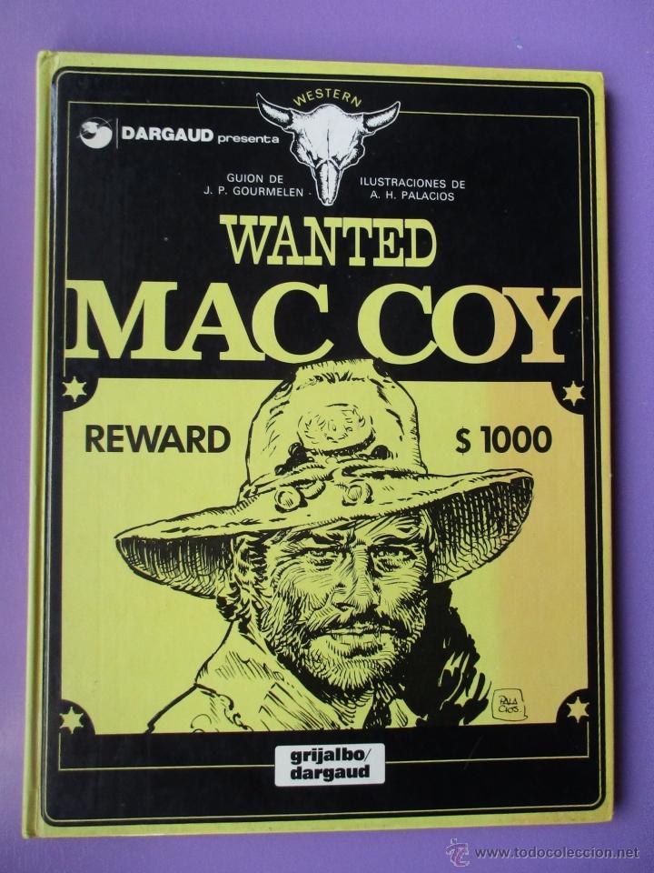 Cómics: MAC COY COLECCIÓN COMPLETA 21 TOMOS, ANTONIO HERNANDEZ PALACIOS, MUY BUEN ESTADO VER FOTOS - Foto 7 - 54884421