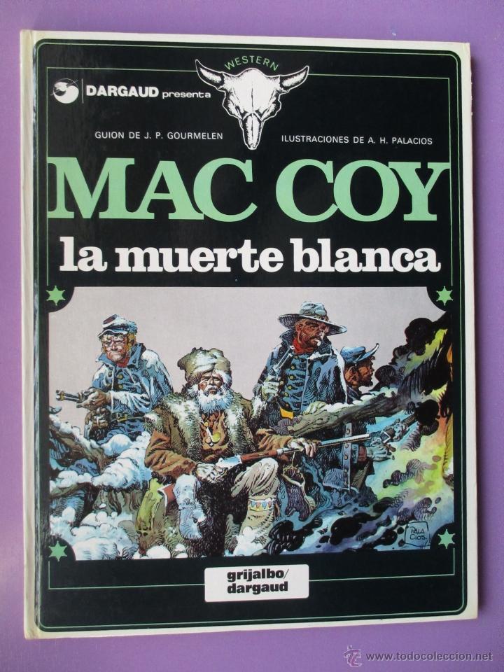 Cómics: MAC COY COLECCIÓN COMPLETA 21 TOMOS, ANTONIO HERNANDEZ PALACIOS, MUY BUEN ESTADO VER FOTOS - Foto 8 - 54884421