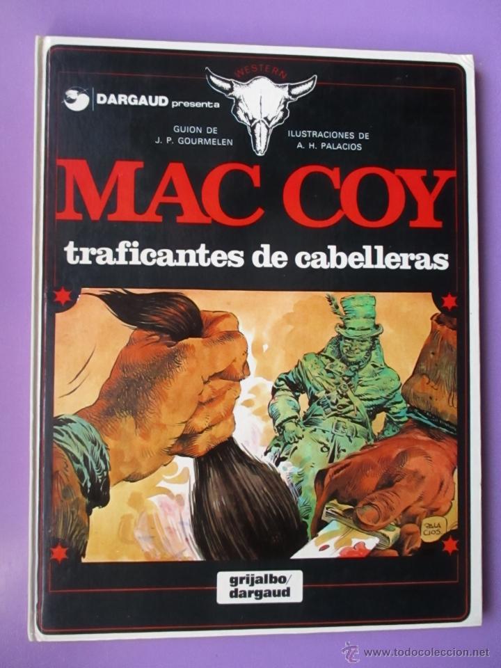 Cómics: MAC COY COLECCIÓN COMPLETA 21 TOMOS, ANTONIO HERNANDEZ PALACIOS, MUY BUEN ESTADO VER FOTOS - Foto 9 - 54884421