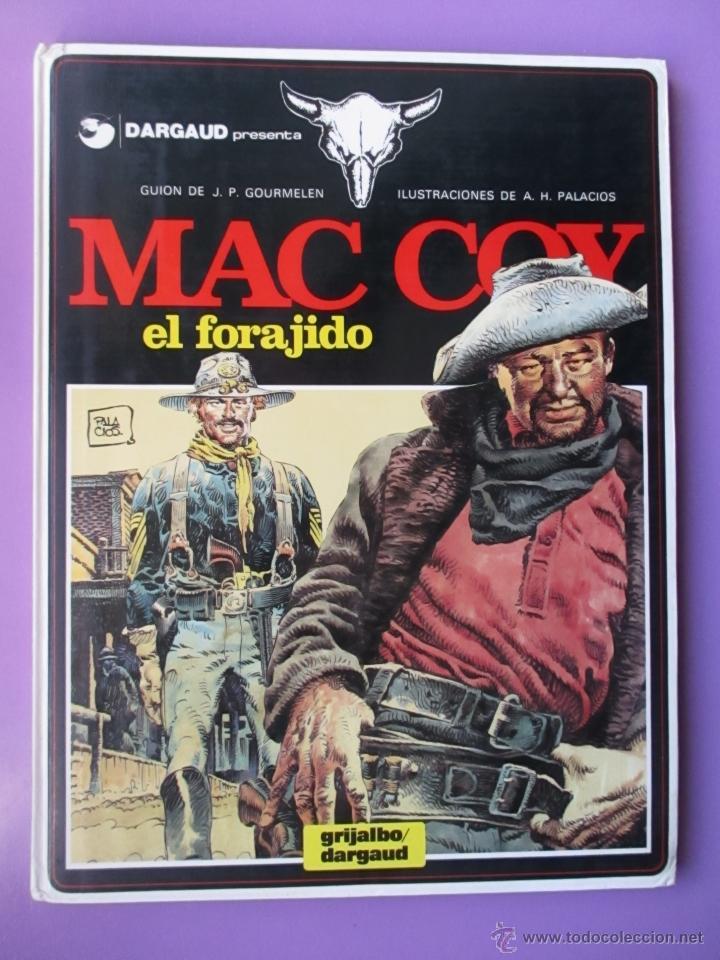 Cómics: MAC COY COLECCIÓN COMPLETA 21 TOMOS, ANTONIO HERNANDEZ PALACIOS, MUY BUEN ESTADO VER FOTOS - Foto 13 - 54884421