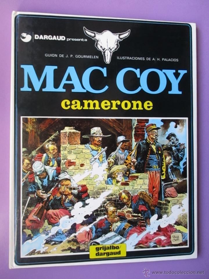 Cómics: MAC COY COLECCIÓN COMPLETA 21 TOMOS, ANTONIO HERNANDEZ PALACIOS, MUY BUEN ESTADO VER FOTOS - Foto 14 - 54884421