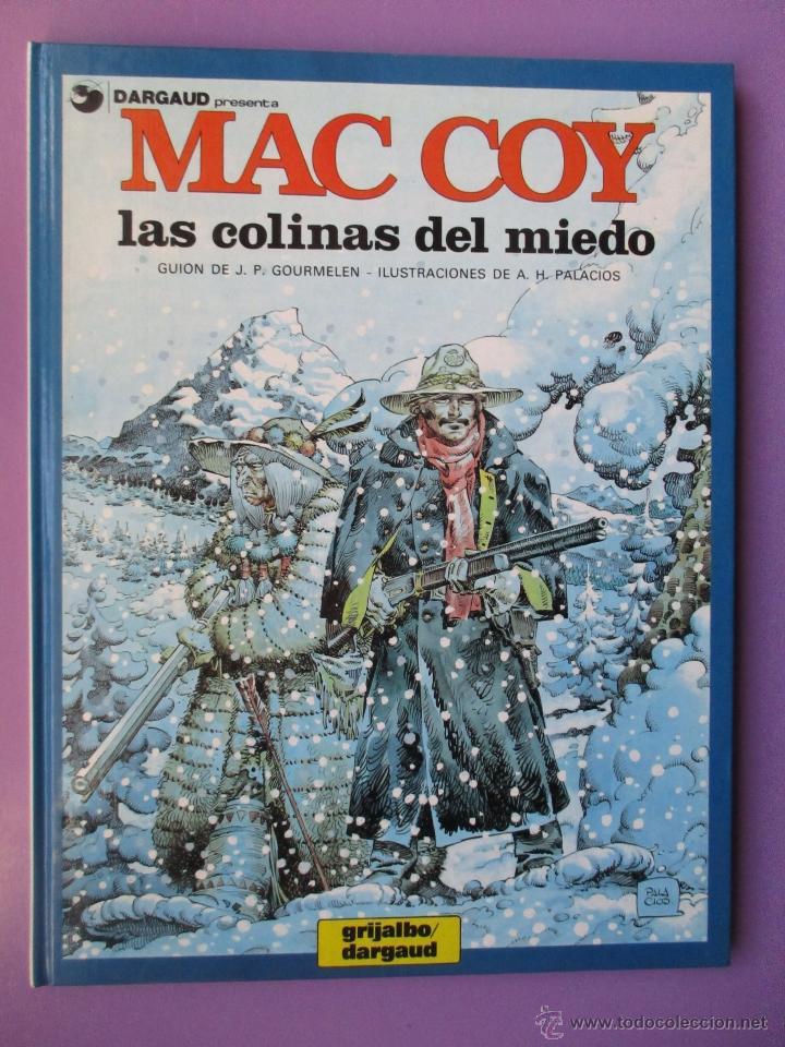 Cómics: MAC COY COLECCIÓN COMPLETA 21 TOMOS, ANTONIO HERNANDEZ PALACIOS, MUY BUEN ESTADO VER FOTOS - Foto 15 - 54884421