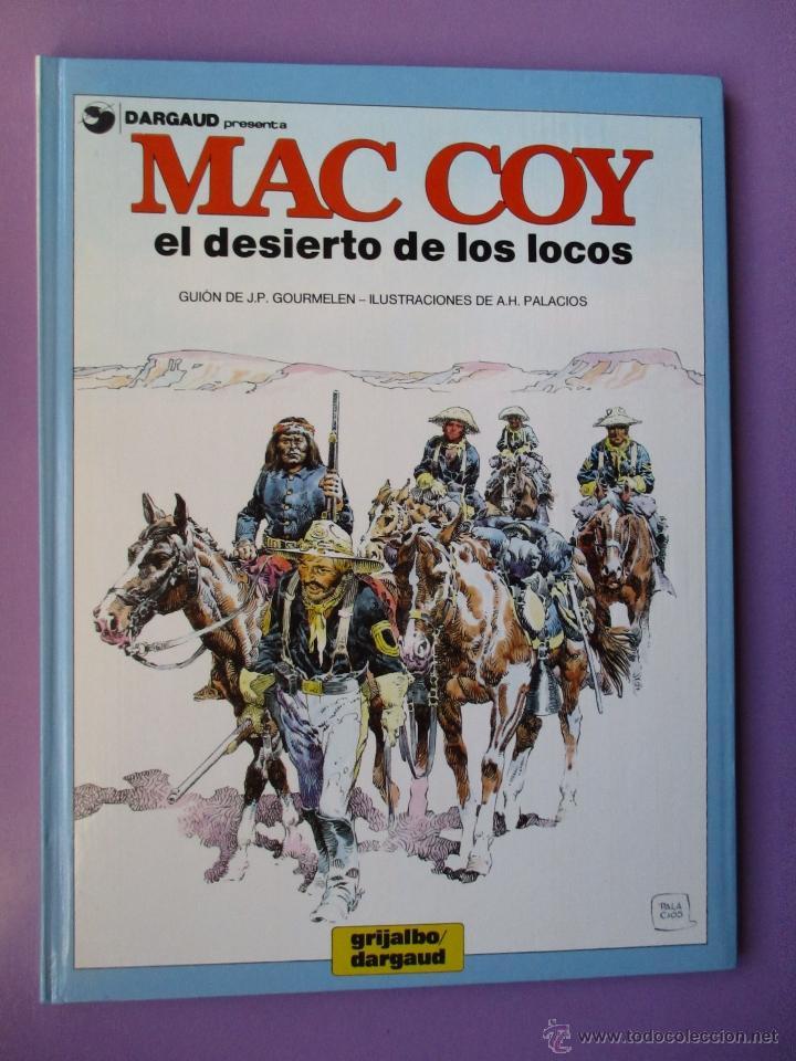 Cómics: MAC COY COLECCIÓN COMPLETA 21 TOMOS, ANTONIO HERNANDEZ PALACIOS, MUY BUEN ESTADO VER FOTOS - Foto 16 - 54884421