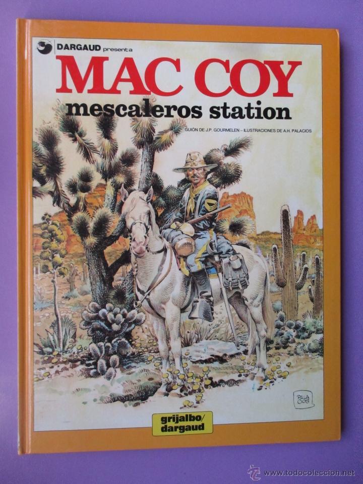 Cómics: MAC COY COLECCIÓN COMPLETA 21 TOMOS, ANTONIO HERNANDEZ PALACIOS, MUY BUEN ESTADO VER FOTOS - Foto 17 - 54884421