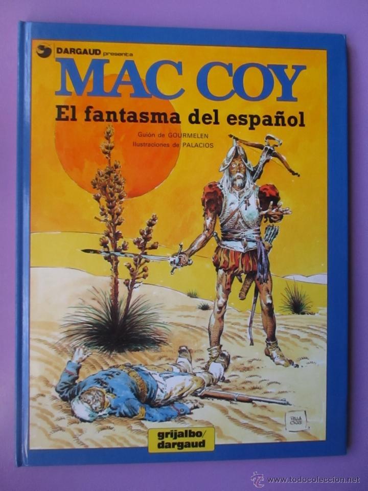 Cómics: MAC COY COLECCIÓN COMPLETA 21 TOMOS, ANTONIO HERNANDEZ PALACIOS, MUY BUEN ESTADO VER FOTOS - Foto 18 - 54884421