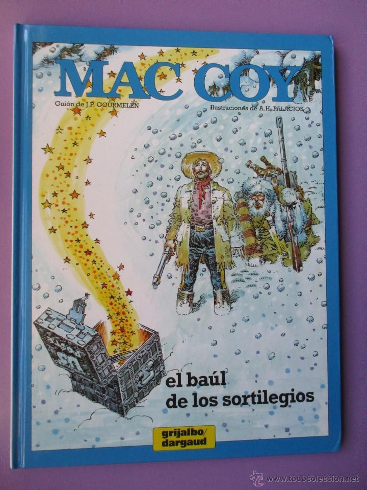 Cómics: MAC COY COLECCIÓN COMPLETA 21 TOMOS, ANTONIO HERNANDEZ PALACIOS, MUY BUEN ESTADO VER FOTOS - Foto 20 - 54884421