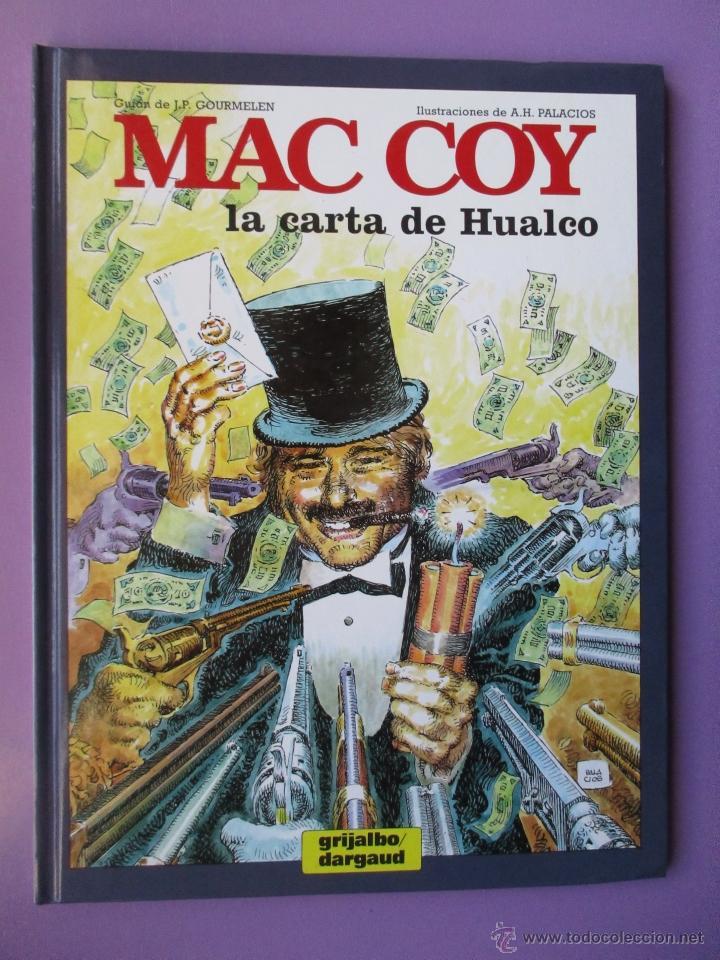Cómics: MAC COY COLECCIÓN COMPLETA 21 TOMOS, ANTONIO HERNANDEZ PALACIOS, MUY BUEN ESTADO VER FOTOS - Foto 21 - 54884421