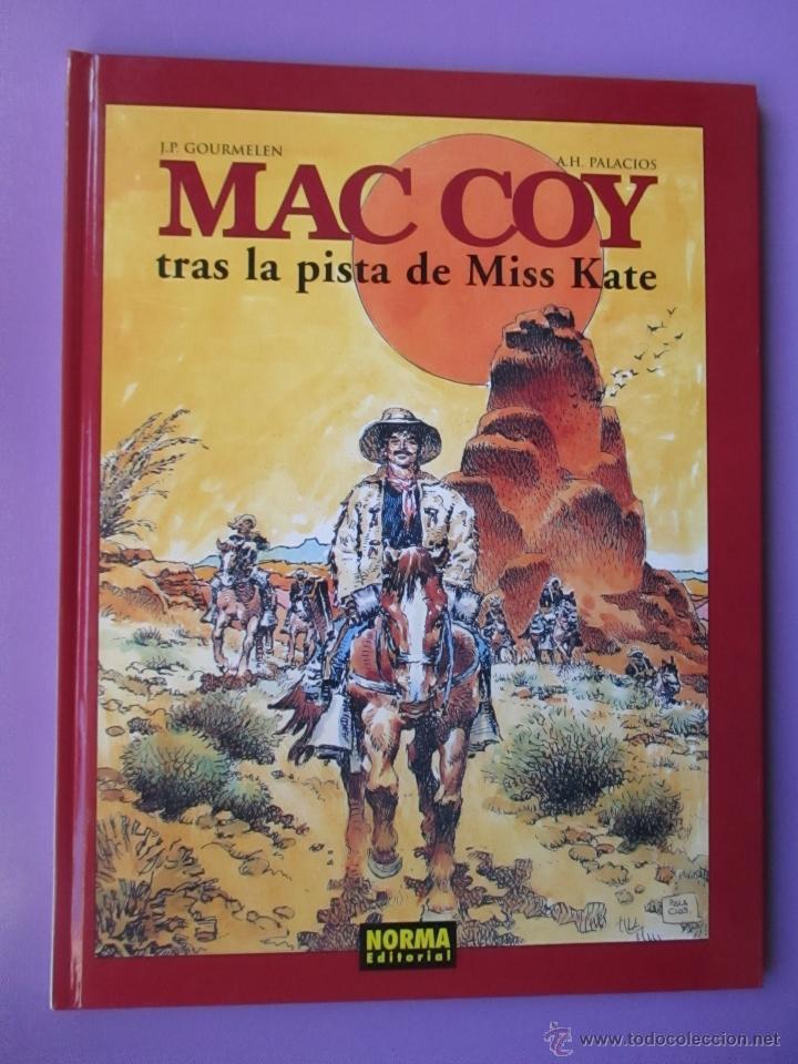 Cómics: MAC COY COLECCIÓN COMPLETA 21 TOMOS, ANTONIO HERNANDEZ PALACIOS, MUY BUEN ESTADO VER FOTOS - Foto 23 - 54884421