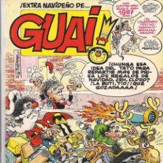 Cómics - GUAI!. EXTRA NAVIDEÑO. JUNIOR / GRIJALBO 1986. (C/A45) - 54925414