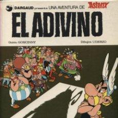 Cómics: ASTERIX EL ADIVINO 1982 GOSCINNY UDERZO Nº 19 GRIJALBO DARGAUD. Lote 54952308