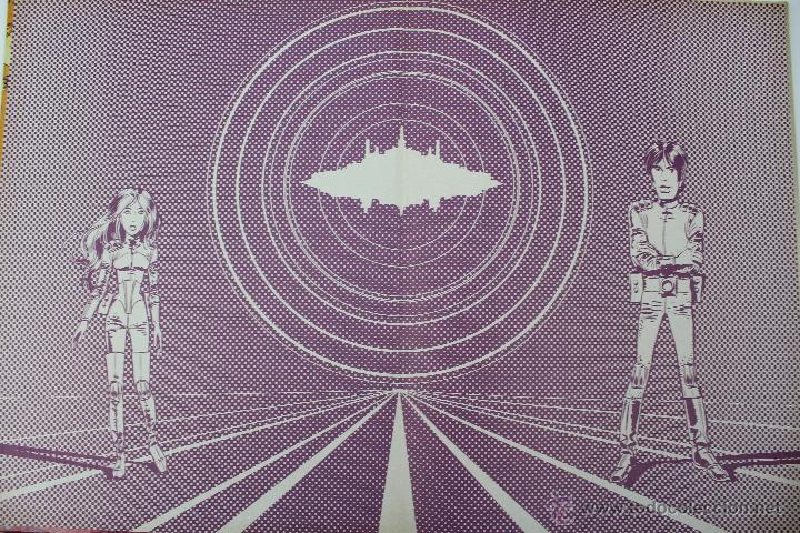 Cómics: L-3403. VALERIAN AGENTE ESPACIO-TEMPORAL. EL IMPERIO DE LOS MIL PLANETAS. MEZIERS/ P. CHRISTIN. 1978 - Foto 3 - 54960758