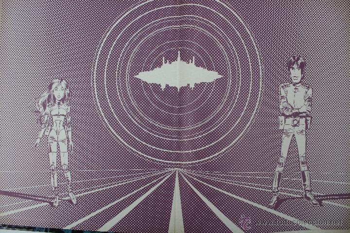 Cómics: L-3404 VALERIAN AGENTE ESPACIO-TEMPORAL. EL PAIS SIN ESTRELLA. MEZIERS/ P. CHRISTIN. 1978. - Foto 3 - 54960853