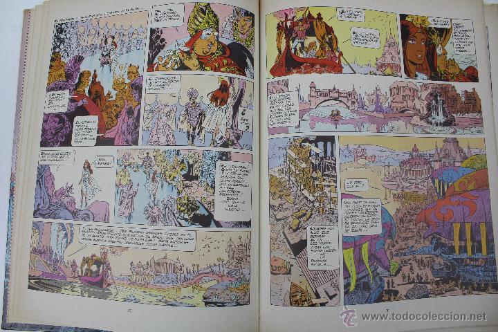 Cómics: L-3404 VALERIAN AGENTE ESPACIO-TEMPORAL. EL PAIS SIN ESTRELLA. MEZIERS/ P. CHRISTIN. 1978. - Foto 7 - 54960853