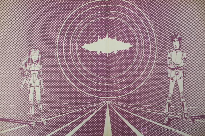 Cómics: L-3406. VALERIAN AGENTE ESPACIO-TEMPORAL. LOS PAJAROS DEL AMO. MEZIERS/ P. CHRISTIN. 1979. - Foto 3 - 54961041