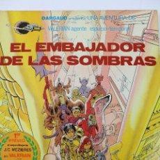 Cómics: L-3407.VALERIAN AGENTE ESPACIO-TEMPORAL.EL EMBAJADOR DE LAS SOMBRAS. MEZIERS/ P. CHRISTIN. 1980.. Lote 54961115
