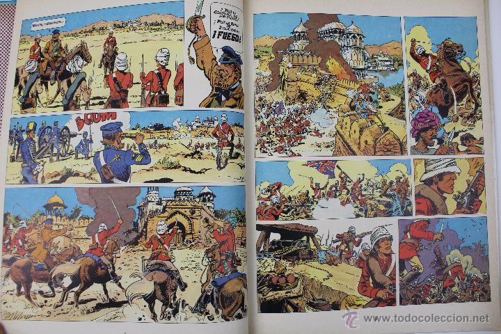 Cómics: L-3408. VALERIAN AGENTE ESPACIO-TEMPORAL. MUNDOS FICTICIOS. MEZIERS/ P. CHRISTIN. 1981. - Foto 5 - 54961904